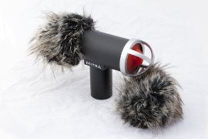 Picture of 3D Mic Grey Fox Windshield
